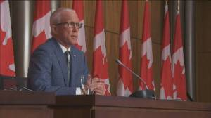 Military ombudsman blasts Ottawa for inaction on sexual misconduct (03:28)
