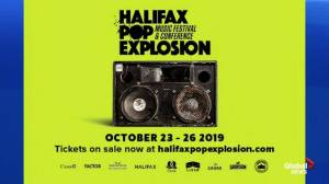 Discover new music at Halifax Pop Explosion