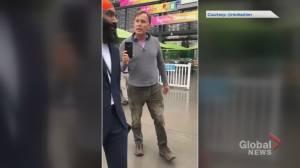 Gurratan Singh faces Islamophobic remarks at Mississauga festival