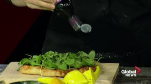 Chef's Challenge: prosciutto arugula pizza from Villa Bistro (16:34)
