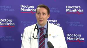 Manitoba launches $14 million campaign to boost vaccination numbers (01:47)