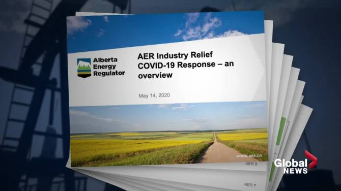 Click to play video: Inactive oil and gas wells in Alberta: Part 1