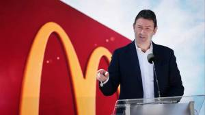 McDonald's CEO parts ways with company after breaking policy