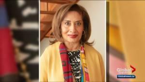 Edmonton businesswoman Salma Lakhani to be Alberta's next lieutenant-governor (02:51)