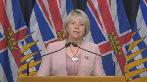 B.C. reports 120 new COVID-19 cases and one new death (02:39)