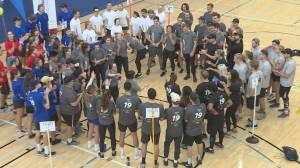 UBC Okanagan hosts Motionball fundraiser