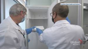 Nova Scotians to begin receiving COVID-19 immunizations (02:04)