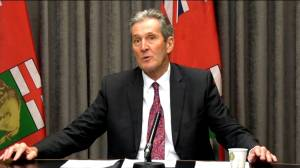 Coronavirus outbreak: Pallister outlines agenda for emergency sitting of Manitoba Legislature