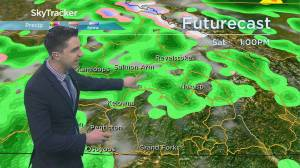 Kelowna Weather Forecast: June 26