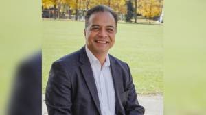 Liberal candidate Raj Saini ends re-election campaign amid misconduct allegations (02:13)