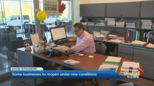 Coronavirus: Auto dealerships allowed to open by appointment only
