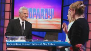 Fans remember the life and legacy of 'Jeopardy!' host Alex Trebek (04:20)