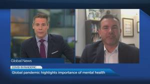 Keeping tabs on your mental health during the COVID-19 pandemic (03:43)