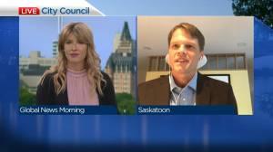 Saskatoon mayor on COVID-19 case rise, voter fraud
