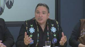 First Nations leaders say blockades should come to 'peaceful end' if guarantees met