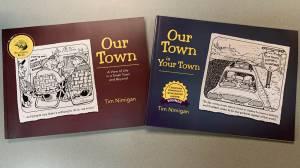 Napanee cartoonist Tim Nimigan releases new book