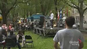 Montreal's Black community celebrates Emancipation Day (02:01)