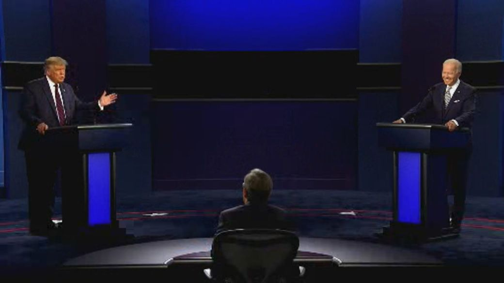 Click to play video 'How Trump's condition could impact the 2020 presidential campaign'