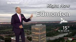 Edmonton Weather Forecast: Aug. 22, 2109