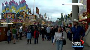 Calgary Stampede and Folk Fest yet to announce 2021 event plans (02:32)