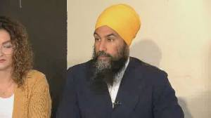 Federal Election 2019: Singh says government has 'big role to play' on hate, racism