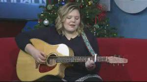 Lana Winterhalt releases holiday album