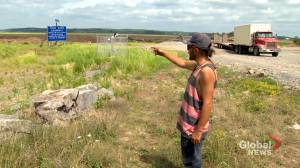 Sipekne'katik call for Aboriginal rights review of Windsor Causeway (02:01)