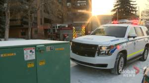 Coincidental medical call saves 150 Calgary apartment residents from carbon monoxide poisoning