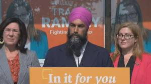Federal Election 2019: Jagmeet Singh stresses that Bill 21 is 'absolutely wrong'