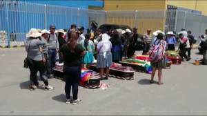 Funerals held for Bolivia victims of deadly clashes