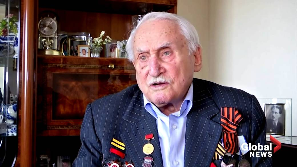 Toronto Holocaust survivor has a warning to the next era: 'It can happen again'