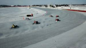 Need for speed: Beausejour snowmobile races a winter staple for decades