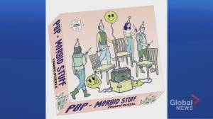 Toronto punk band PUP releases a jigsaw puzzle