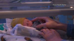 Quadruplets born during pandemic finally heading home