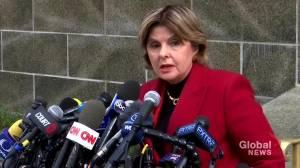 Allred calls guilty verdict 'a legal reckoning for Harvey Weinstein'