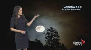 B.C. evening weather forecast: Feb 9