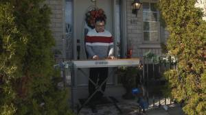 Community service helps Mississauga musician with autism during COVID-19 pandemic (02:28)