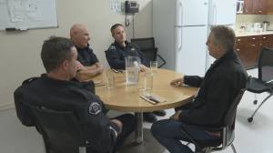 PTSD program for first responders in B.C. facing funding crunch