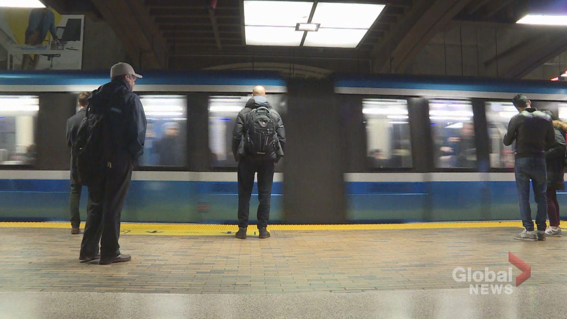 REM construction means more commuters on Montreal Metro's orange line