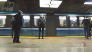 REM construction means more commuters on Montreal Metro's orange line