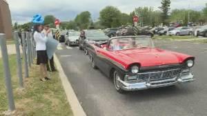 St-Hubert's Heritage Regional high school proceeds with graduation celebration