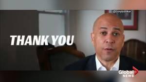 Cory Booker ends Democratic presidential bid
