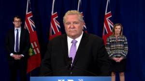 Coronavirus outbreak: Ford confident in Ontarians should he have to shut down reopening measures