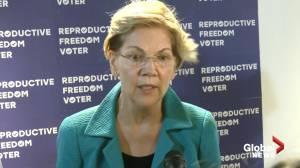 'We need a real investigation': U.S. Senator Elizabeth Warren on Justice Brett Kavanaugh
