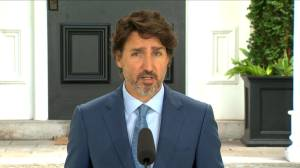 'I'm sincerely sorry': Trudeau apologizes for not recusing himself from WE contract talks
