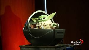 Disney announces 'Baby Yoda' toys to hit shelves next month
