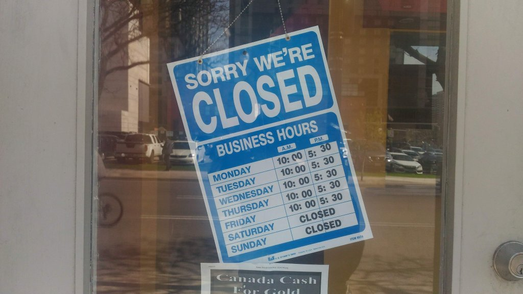 Click to play video 'Thousands of Alberta small businesses struggling: CFIB'