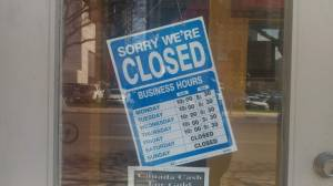 Thousands of Alberta small businesses struggling: CFIB