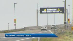 P.E.I. opens to other Atlantic provinces with COVID-19 restrictions (02:01)