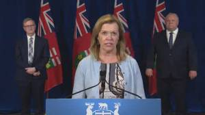 Coronavirus outbreak: Ontario health minister discusses launch of next phase of testing strategy